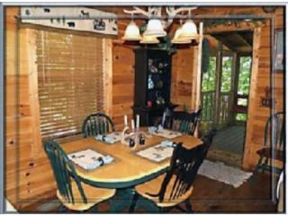 Getaway Dining Room with seating for 8