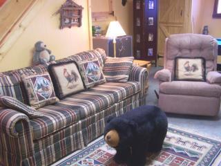 Game Room King Sleeper Sofa