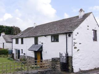 BROOKLANDS BARN, pet friendly, character holiday cottage, with a garden in Chapels, Ref 1884, Kirkby in Furness