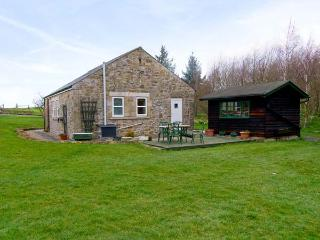 DROVERS REST, pet friendly, country holiday cottage, with a garden in Otterburn, Ref 1827