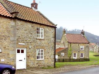 HOLLYSIDE COTTAGE, character holiday cottage, with a garden in Hutton-Le-Hole, Ref 1667, Pickering