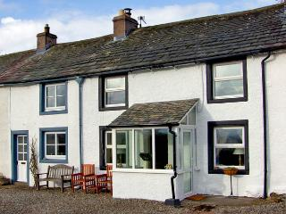 MELL FELL VIEW, romantic, country holiday cottage, with open fire in Penruddock,