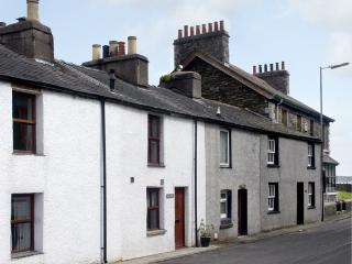 SEA VIEW, pet friendly, luxury holiday cottage, with a garden in Greenodd, Ref 1772