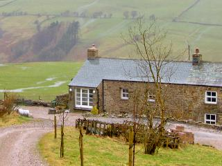 ASH POT BARN, family friendly, character holiday cottage, with a garden in Raven