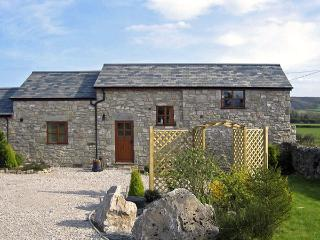 THE GRANARY, pet friendly, luxury holiday cottage, with a garden in Whitford, Ref 2775
