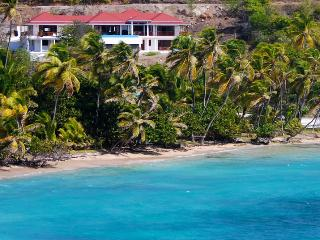 Beachfront Plantation House - Ngozi/1 bed - Bequia
