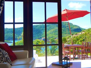 Beachfront Plantation House - Udo/ 1 Bed - Bequia