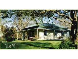 Century old bungalow, the Colonial Villa, Taihape