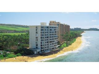 oceanfront studio condo on North Kaanapali Beach