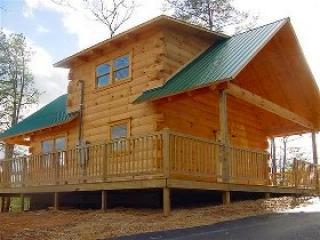 Mountain Splendor Log Cabin, Gatlinburg