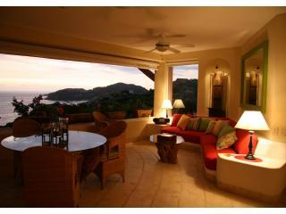The Marlin House    Overlooking La Ropa Beach, Zihuatanejo
