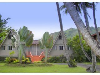 Discounted Late Summer! Haena Spectacular View Home  Walk to Tunnels Beach