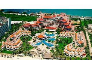 5 Star Resort Omni Cancun Hotel and Villas