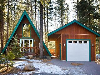 Oglala Cabin. So popular it needs no other description., South Lake Tahoe