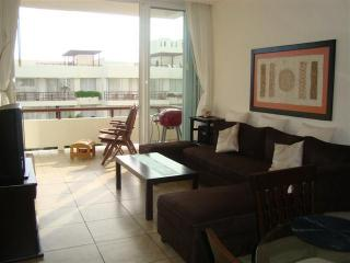 living room/balcony