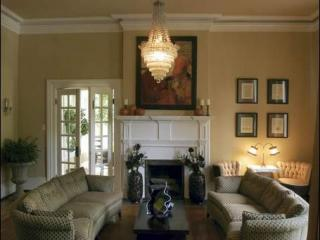 first floor living room, another arrangement of furniture