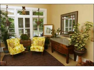 sun room on first floor, another view