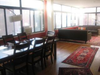 Huge Soho/Nolita Three-Bedroom Loft for up to 8, New York City