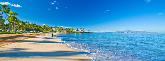 Famous Wailea Beach