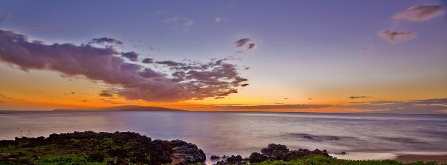 Stunning Sunsets Along Maui's South-shore