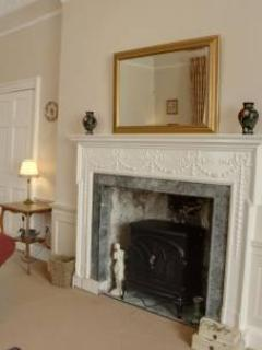 Fireplace dating back to 1791