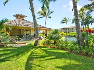 Nihilani 22C: Spacious Condo on Beautiful Kauai's North Shore, with A/C!