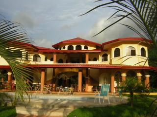 Villa Los Aires, the main house