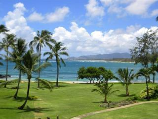 The STUNNING ocean view from our Lanai, listen to sound of the waves, feel the ocean breeze...