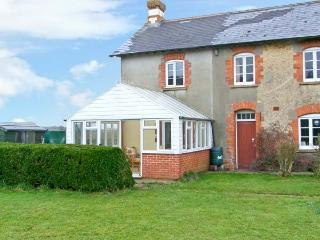 DOWNSIDE, pet friendly, country holiday cottage, with a garden in Mosterton, Ref