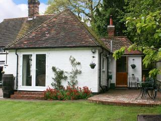 OLD TUDOR COTTAGE ANNEXE, pet friendly, country holiday cottage, with a garden