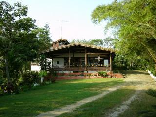 La Casa de Curia, Montañita