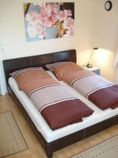 Bedroom Birkeneck 3 (ground floor)
