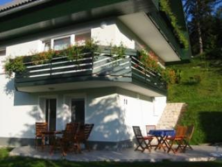 Villa Pustovrh with beautiful view on Alps, Bohinjska Bistrica