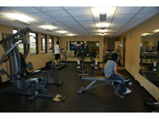Exercise Facility and Steam Room