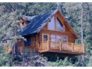 Timber Haus Cabin - Newton Fork Ranch