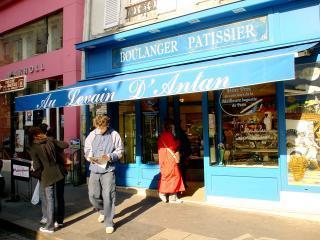 Die Boulangerie nebenan wurde das beste Baguette in Paris Preis (3. Mai 2011) ausgezeichnet!
