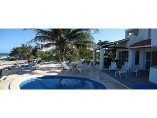 Villa Balam Ek ocean front home in Mexican Caribbean coast on the Riviera Maya, Akumal