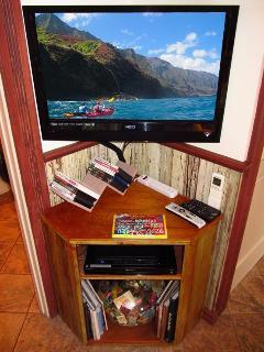 Flatscreen HDTV