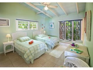Two Upper bedrooms can be twin or king has a/c