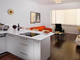 STAR - CHIC!  2 bedroom off trendy Basel Sq., Tel Aviv