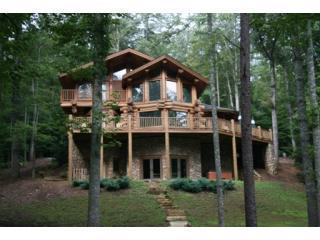 River Ridge Lodge ~ NO LONGER AVAILABLE FOR RENT ~, Blue Ridge