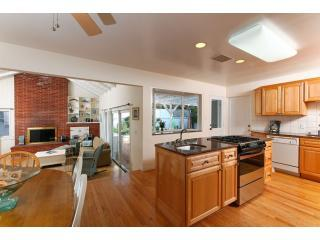 Great Room style kitchen and family room - Always be a part of the action, bay window to patio