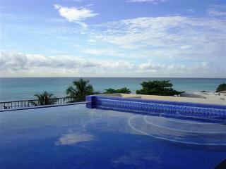 VILLA IZCALLI - sleeps 11, roof top infinity pool!, Playa del Carmen