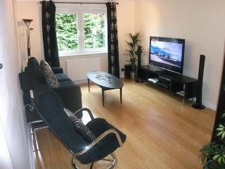 Glasgow Self Catering Boswell Apartment (Upper) - 4 Star - South Side (Langside)