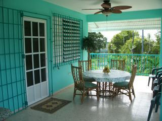 Captain\'s Quarters private terrace