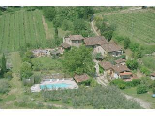 Traditional 5 Apts  in Tuscany rented individually, Loro Ciuffenna