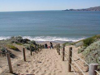 Fantastic Apt, Close to G.Gate Park & Beach, WiFi