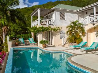 Lime Hill,4 Bedroom Villa  English Harbour Antigua, from £585, US $690 per night, holiday rental in All Saints