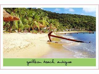 Hermosa playa Galeón.