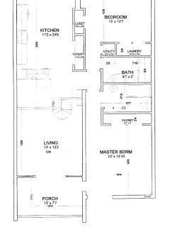 Edgewater 1st Floor Plan